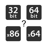 x86 or x64?